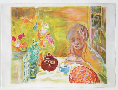 Pierre Bonnard, 'Petit Dejeuner'