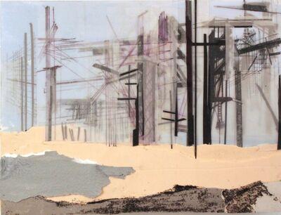 Shirley Wegner, 'Construction Site No. 4', 2014-2015