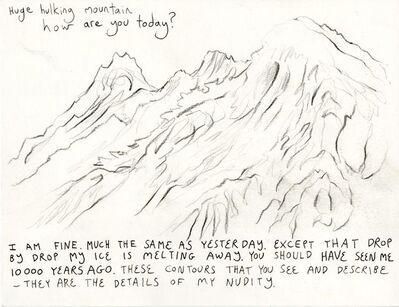 Jim Holyoak, 'Huge Hulking Mountain', Unknown