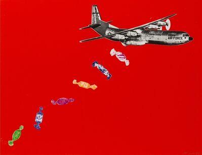 Joe Webb, 'Candy Bomb (Red)', 2016