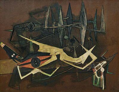 Wifredo Lam, ''Sans titre'', 1966