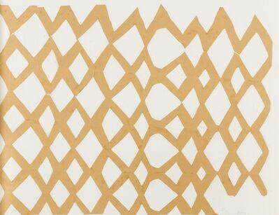 Sandra Blow, 'Untitled (Trellis Collage)', 2000