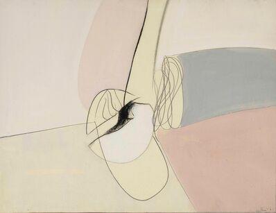Renato Volpini, 'Presenza', 1961