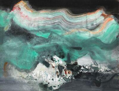 Chu Teh-Chun, 'Untitled', 1984