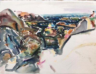 Bernard Chaet, 'Three Figures', 1986
