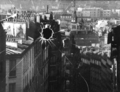 André Kertész, 'Broken Plate, Paris', 1929
