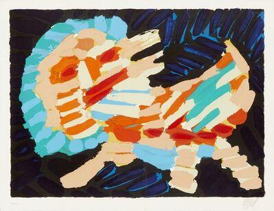 Karel Appel, 'Lion', 1978