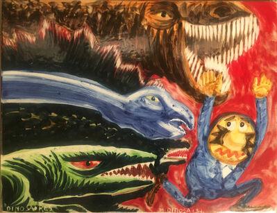 Hervé Di Rosa, 'Dinosaures', 2019