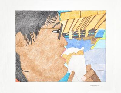 Kudluajuk Ashoona, 'Ice Cream ', 2017