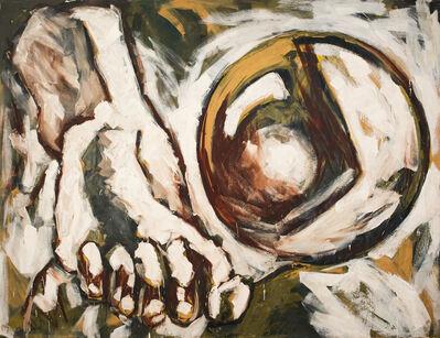 Luis Frangella, 'Untitled', Un