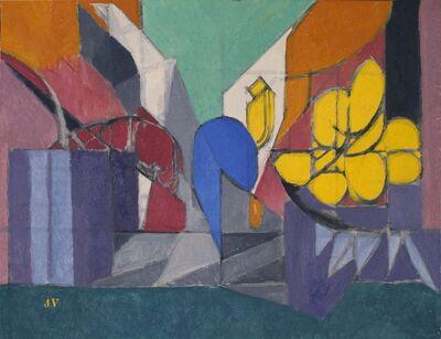 Jacques Villon, 'Nature morte aux fleurs jaunes', 1956