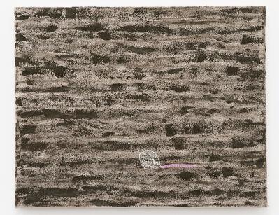 Chris Johanson, 'Worm Painting No. 1', 2018