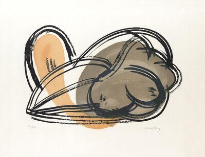 Man Ray, 'Nudo', 1964