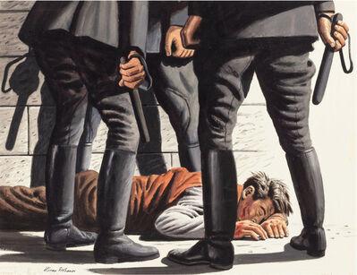 Stevan Dohanos, 'The Beating', 1950-1960