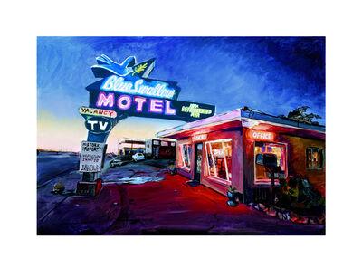 Bob Dylan, 'Blue Swallow Motel, Route.66 (2019)', 2019