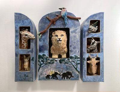 Ellen Rundle, 'My Father's Kingdom (triptych)', 2008