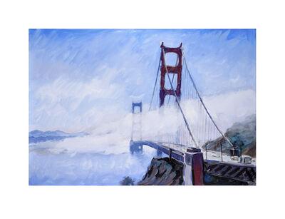 Bob Dylan, 'Early Morning, Golden Gate Bridge (2019)', 2019