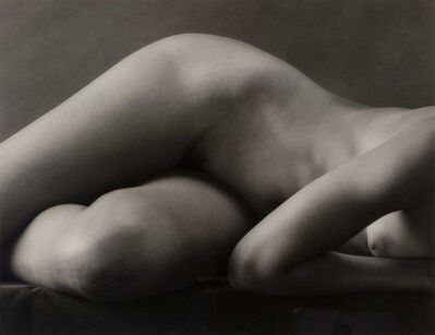 Ruth Bernhard, 'Dancer's Hips', 1951-printed later