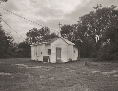 E.F. Kitchen, 'Christian Temple, 4th Ward', 1986