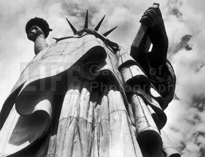 Margaret Bourke-White, 'Statue of Liberty', 1930