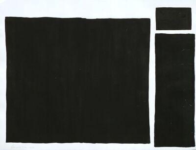 Bernard Cohen, 'Untitled Abstract', 1972