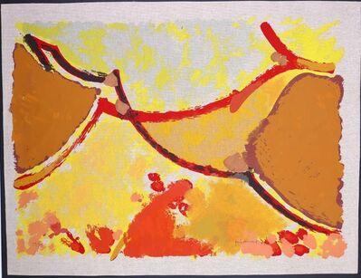 Josep Guinovart, 'Pájaeo y Tierra', 1997