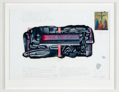 David Reed, 'Color Study #82', 2015