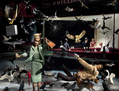 Diana Thorneycroft, 'Night Hawks (What would Jack Bauer do?)', 2012