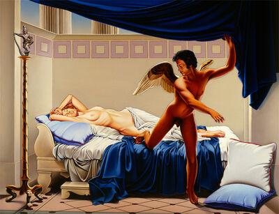 Mel Ramos, 'Regard Gerard', 1973