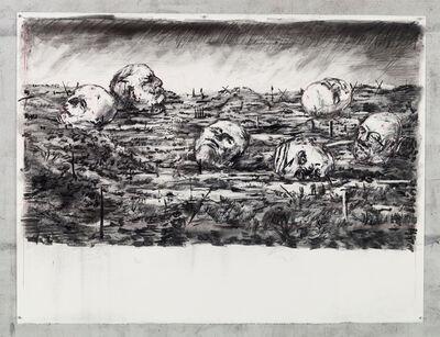 William Kentridge, 'Untitled (Drawing from Wozzeck 35)', 2016