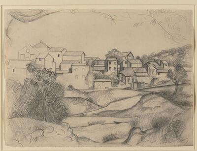 André Derain, 'Le village', c.1920