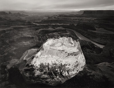 John Sexton, 'White Boulders, Dead Horse Point, Utah', 1990