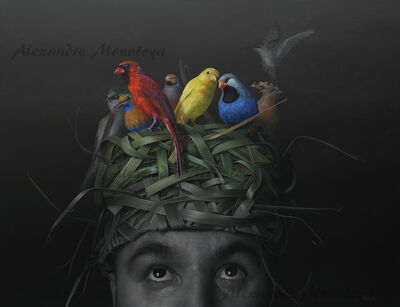 Alexandre Monntoya, 'Voces coloridas', 2017