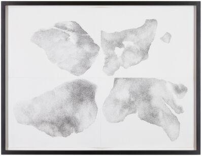 Michael Müller, 'Untersuchung zu vier Formen, Nr. 4', 2014