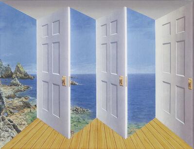 Patrick Hughes, 'Outdoors', 1998