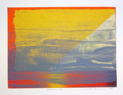 Kenjilo Nanao, 'Summer Sea', 2008