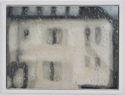 Stephen Skidmore, 'Rain Painting, White House.', 2005