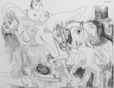 Pablo Picasso, '23 mai 1970', 1970