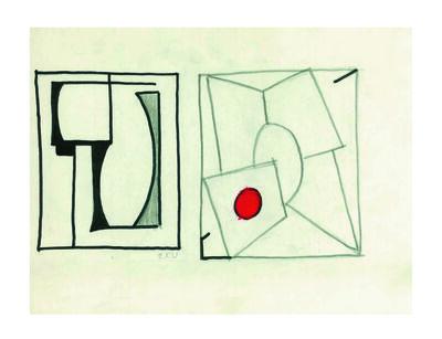Eduardo Ramírez -Villamizar, 'Untitled', 1958