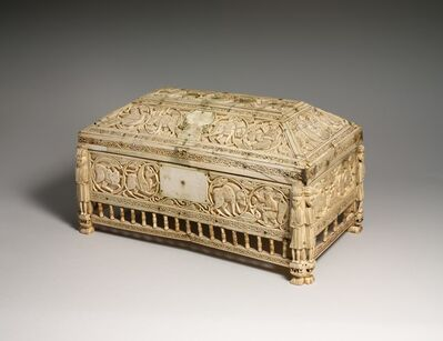 Unknown Maker, 'Morgan Casket', 11th–12th century