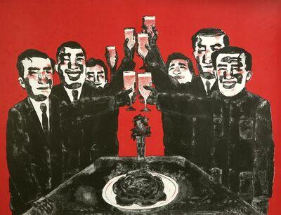 Su Xinping, 'Comrade and Toast Series No. 5', 2006