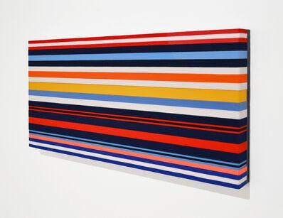 Jennifer Marman and Daniel Borins, 'Sports Stripes', 2011