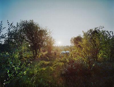 Jerry Spagnoli, 'Montana, (Helen with Horse)', 2007