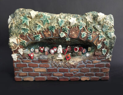 Ellen Rundle, 'Grotto Offerings in Padova', 2017