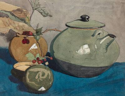 Frank Wilcox, 'Teapot Still Life', ca. 1908-10