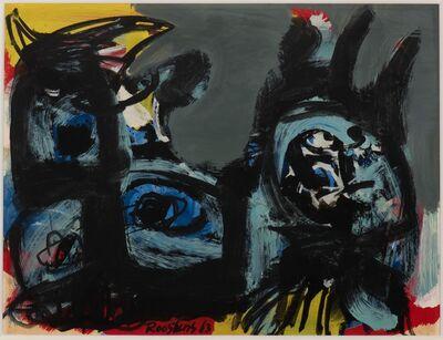 Anton Rooskens, 'Birds', 1963