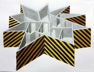 Manuel Saro, 'Torre Dazzle-Vauban Zona de confort MG1'