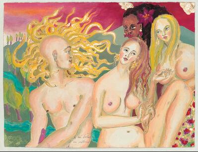 Norma de Saint Picman, 'Le roi Soleil et ses maîtresses', 2005