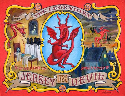 """molly mcguire, '""""Jersey Devil""""', ca. 2018"""
