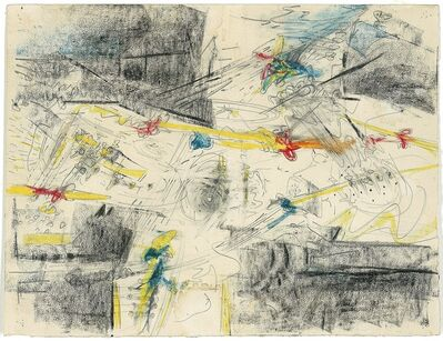 Roberto Matta, 'Untitled'